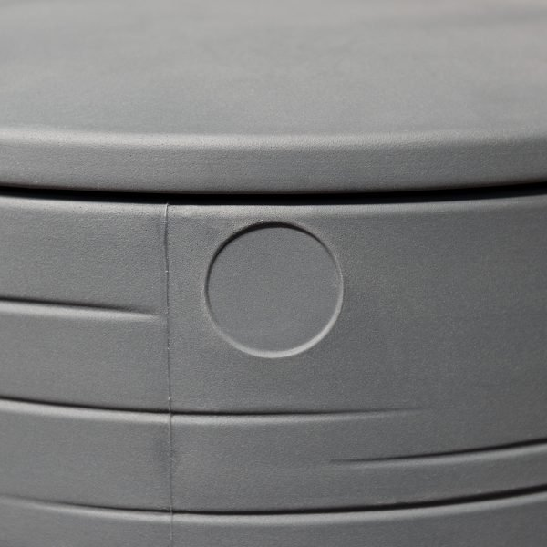 inlet for rainwater filter collector