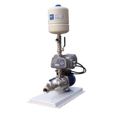 single pump booster