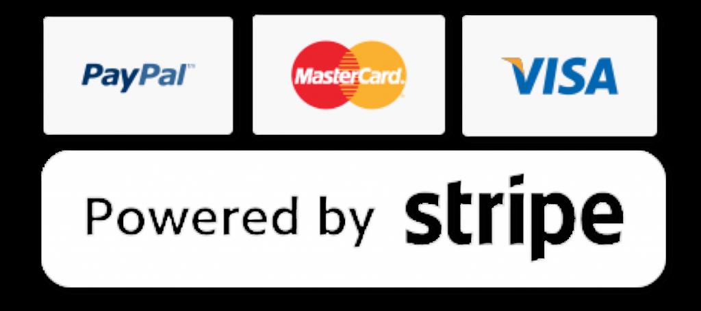 stripe paypal logo