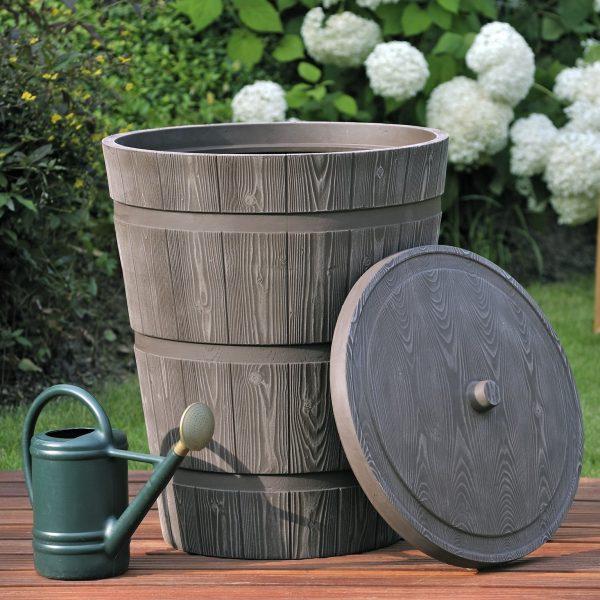 water butt 275 litre rustico
