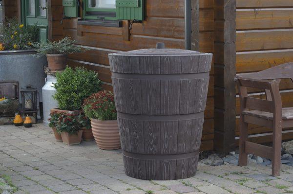 water butt 275 litre rustico.