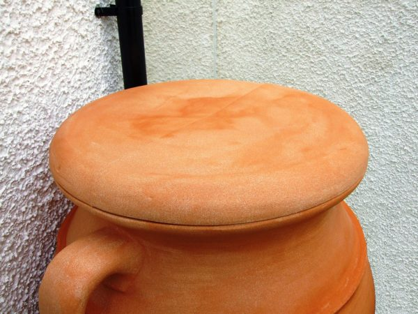 water butt lid