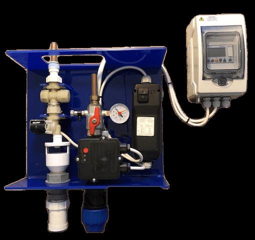 rainwater harvesting control panel copy