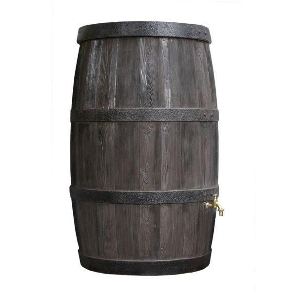 burgundy water butt 500 litre