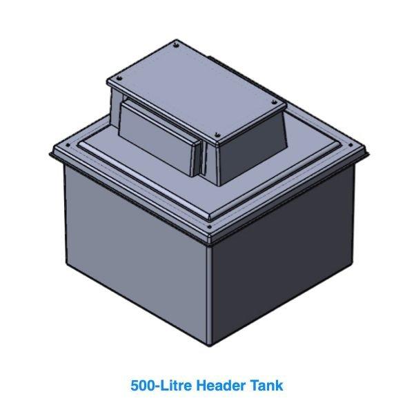500 Litre Header Tank