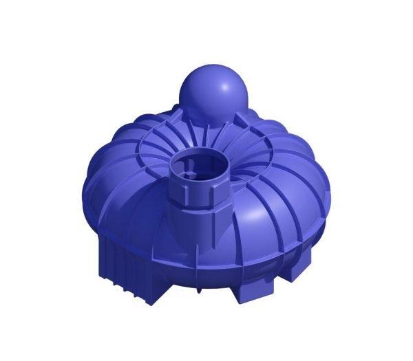 Underground Rainwater Harvesting Tank