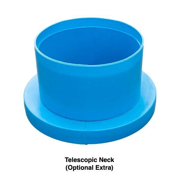 telescopic neck