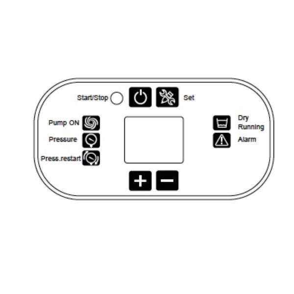 Pressystem controls