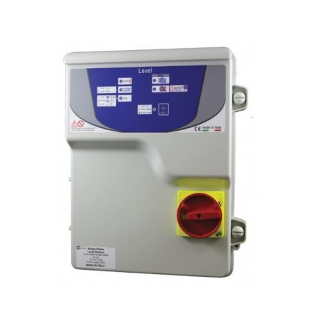 mac 3 quadri pump controller
