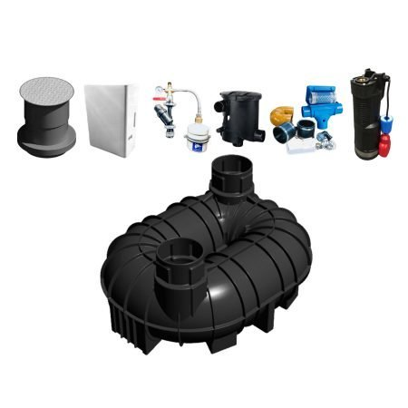 Direct Pressure Rainwater Systems