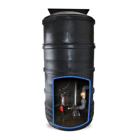 Jumbo Sewage Pumping Stations