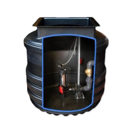 Mini Sewage Pumping Stations